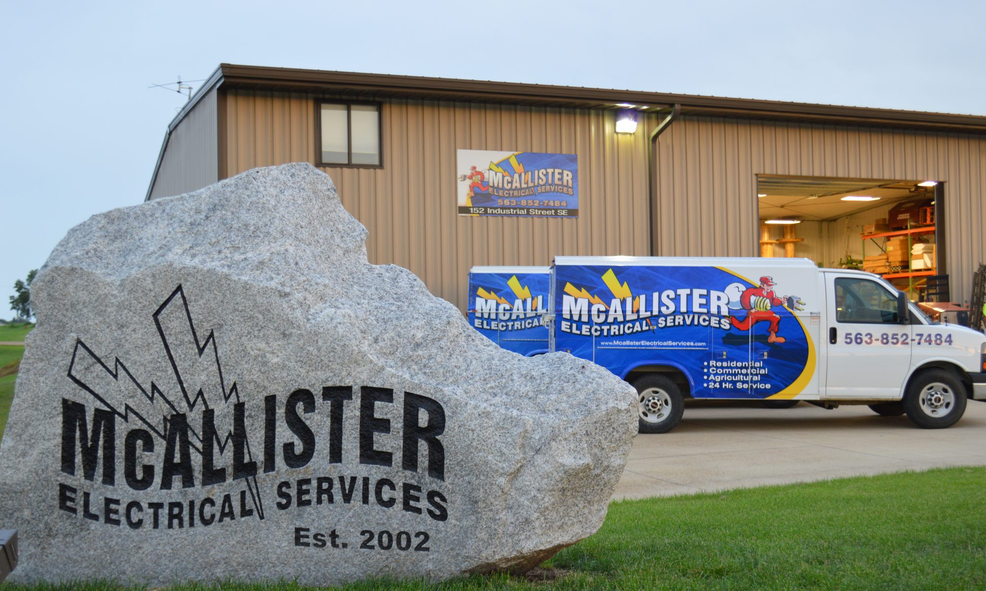 McAllister Electrical Services