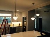 Schoolhouse light fixtures