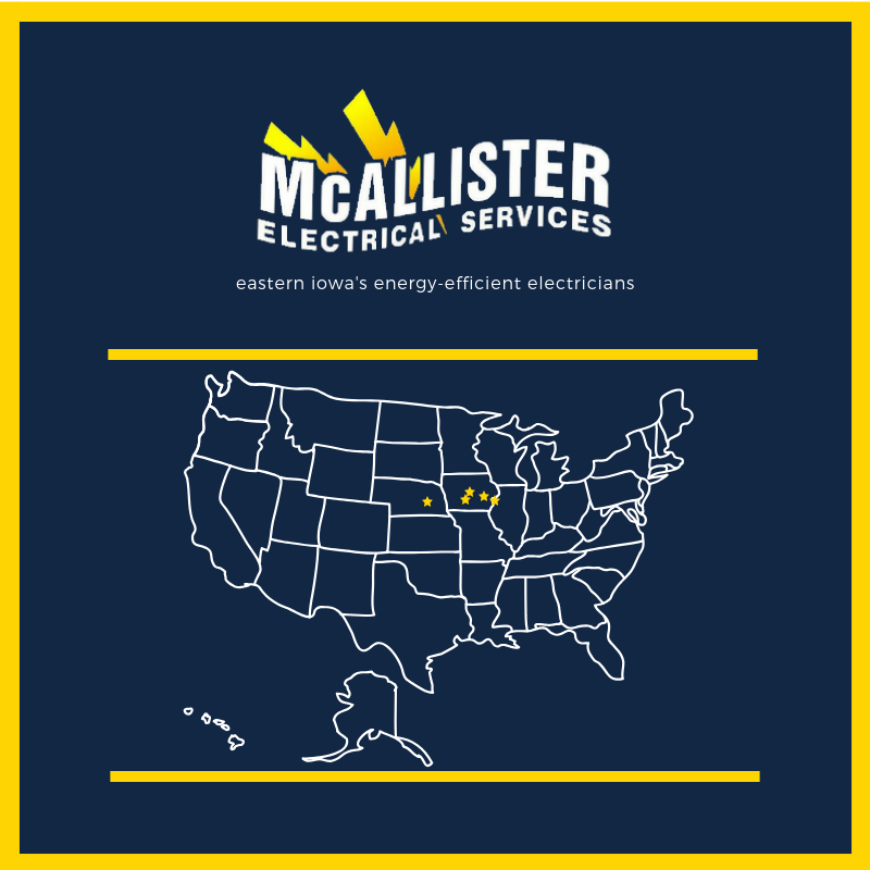Menards Corporation Mcallister Electrical Services